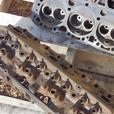 SMALL BLOCK CHEVY 882 HEADS
