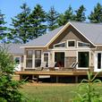 EXECUTIVE WATERVIEW BUNGALOW VACATION HOME RUSTICO PEI