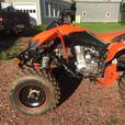 2010 Geo Rebel T3 200cc full size ATV