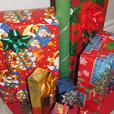 CHRISTMAS MAIL BOX