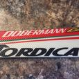 Used Nordica DOBERMANN GSj Giant Slalom Junior Race Skis 161cm