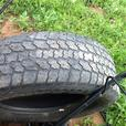 """4 Studded 235-65-16"""" Winter Tires For Sale"""
